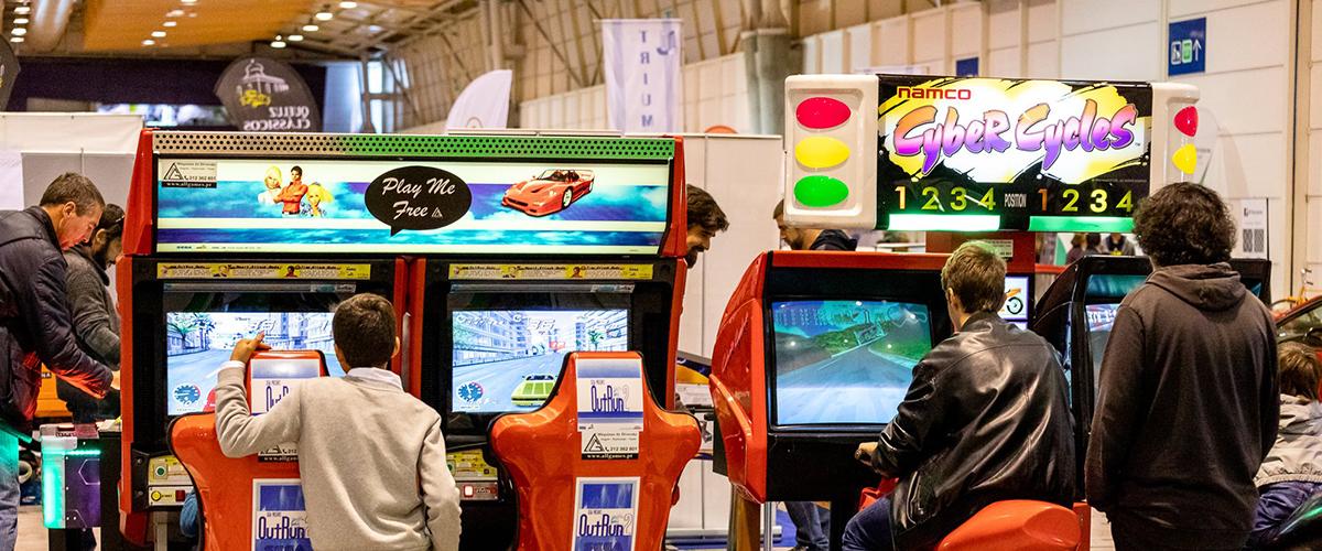 Salão Motorclássico inova com Gaming Center e muita animação
