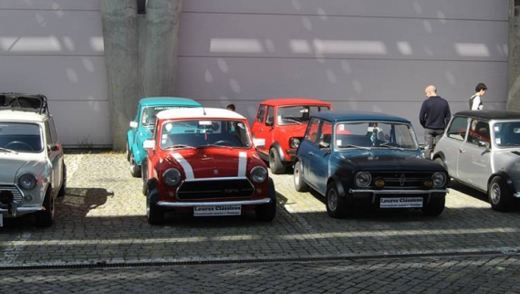 60 anos do Mini em destaque no Salão Motorclássico