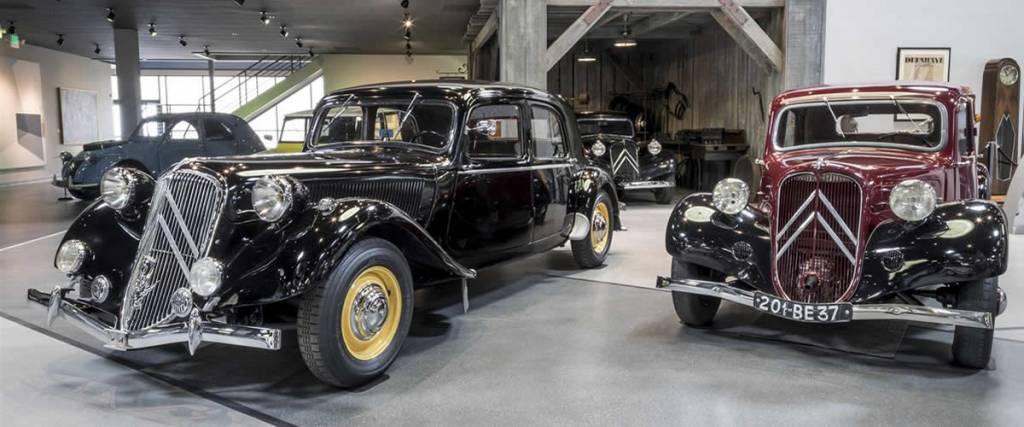 Centenário da Citroën em destaque no Salão Motorclássico
